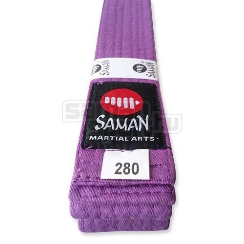 Öv, Saman, pamut, lila, 240 méret
