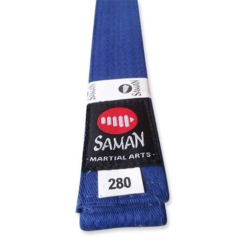 Öv, Saman, pamut, kék, 280 méret