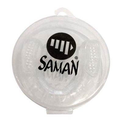 Fogvédő, Saman, Air, zselés, átlátszó, JR/SR, JR méret