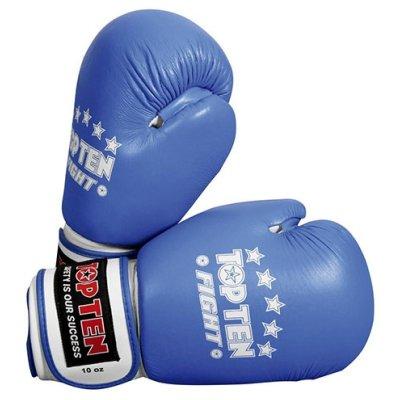 Boxkesztyű, Top Ten, Fight, kék