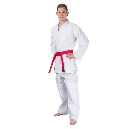 Judo ruha, Phoenix, Standard, 450 g, fehér, 110 méret