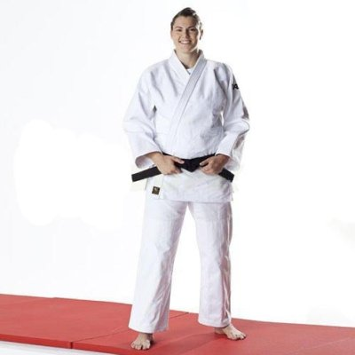 Judo ruha, DAX, Tori Gold, 750g, fehér