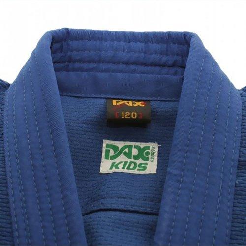 Judo ruha, DAX, Kids, 450g, kék, 170 cm méret