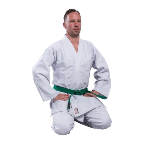 Judo ruha, Phoenix, Takachi Kyoto, 550 g, Fehér szín, 130 méret