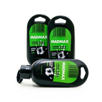 Folyékony Magnézia, Madmax, Liquid Chalk Ultra Grip, 50 ml